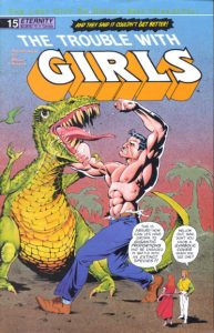 The Trouble with Girls #15 (1989)