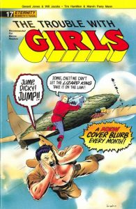 The Trouble with Girls #17 (1989)