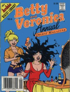Betty and Veronica Annual Digest Magazine #9 (1989)