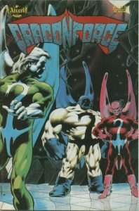 Dragonforce #7 (1989)