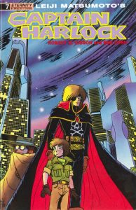 Captain Harlock #7 (1989)