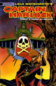 Captain Harlock #2 (1989)