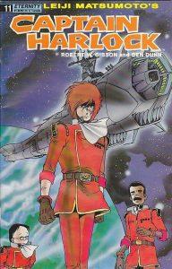 Captain Harlock #11 (1989)
