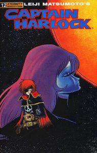 Captain Harlock #12 (1989)