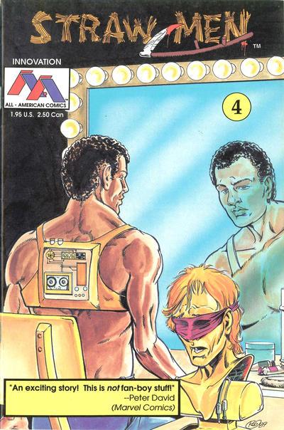 Straw Men #4 (1989)
