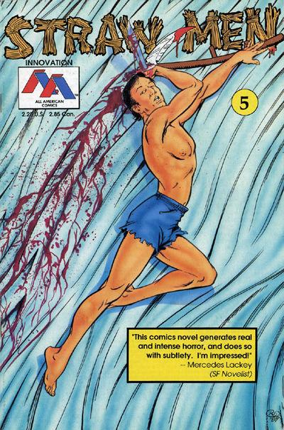 Straw Men #5 (1989)