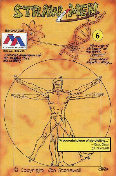 Straw Men #6 (1989)
