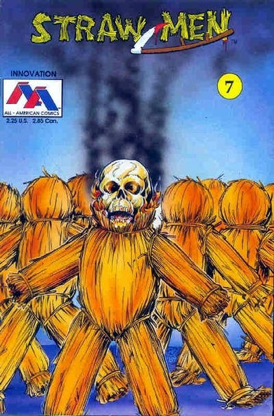 Straw Men #7 (1989)
