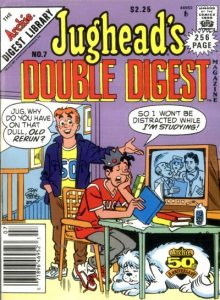 Jughead's Double Digest #7 (1989)