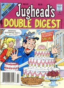 Jughead's Double Digest #23 (1989)
