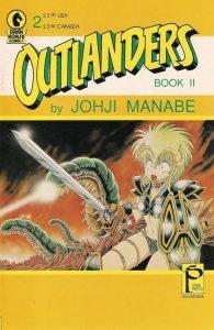 Outlanders #2 (1989)