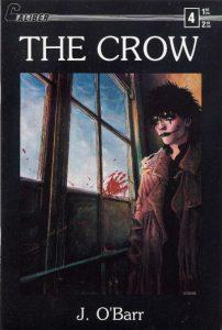 The Crow #4 (1989)