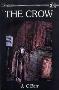 The Crow #3 (1989)