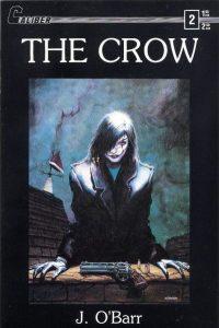 The Crow #2 (1989)