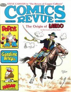 Comics Revue #31 (1989)