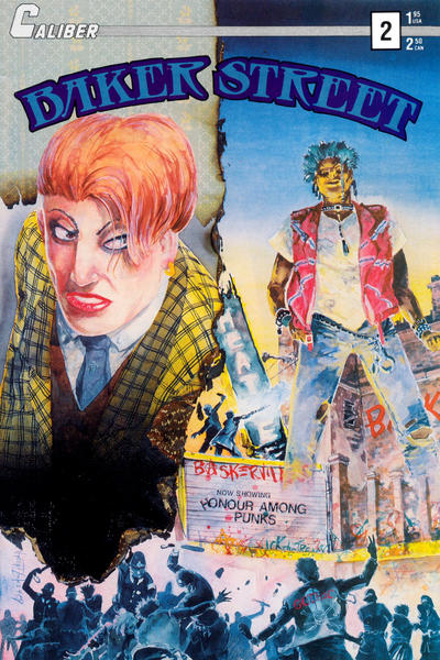 Baker Street #2 (1989)