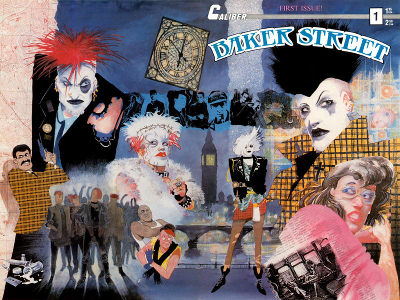 Baker Street #1 (1989)