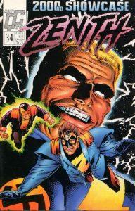 2000 A. D. Showcase #34 (1989)
