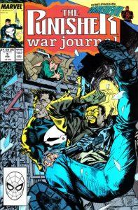 The Punisher War Journal #3 (1989)