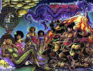 Teenage Mutant Ninja Turtles #18 (1989)