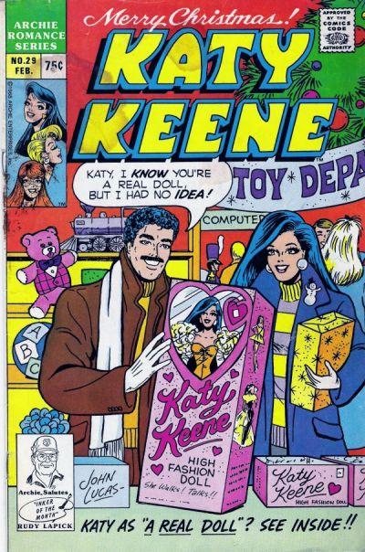 Katy Keene #29 (1989)