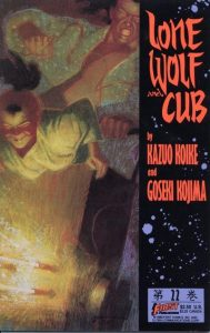 Lone Wolf and Cub #22 (1989)