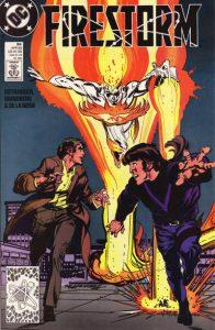 Firestorm the Nuclear Man #84 (1989)