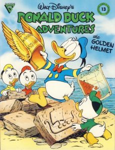 Gladstone Comic Album #13 (1989)