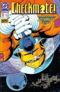 Checkmate #12 (1989)