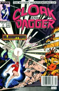 The Mutant Misadventures of Cloak and Dagger #3 (1989)