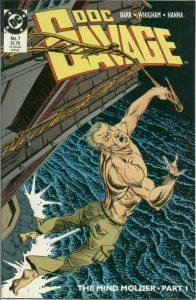 Doc Savage #7 (1989)