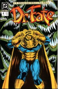 Doctor Fate #4 (1989)