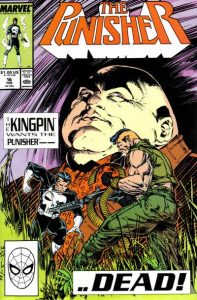 The Punisher #16 (1989)