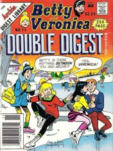 Betty and Veronica Double Digest Magazine #11 (1989)