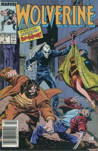 Wolverine #4 (1989)