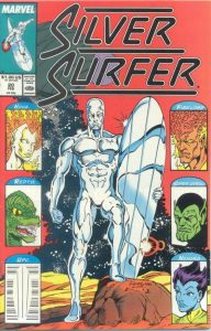 Silver Surfer #20 (1989)