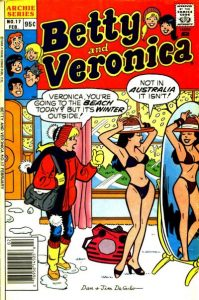 Betty and Veronica #17 (1989)
