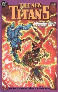 The New Titans #54 (1989)
