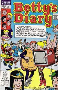 Betty's Diary #23 (1989)