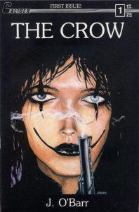 The Crow #1 (1989)