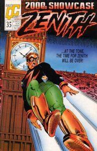 2000 A. D. Showcase #35 (1989)