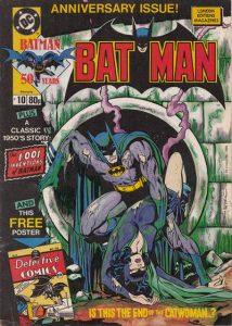 Batman Monthly #10 (1989)