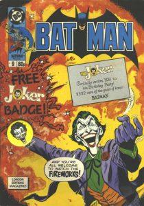 Batman Monthly #9 (1989)