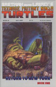 Teenage Mutant Ninja Turtles #19 (1989)