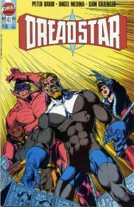 Dreadstar #41 (1989)