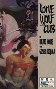 Lone Wolf and Cub #23 (1989)