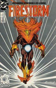 Firestorm the Nuclear Man #85 (1989)