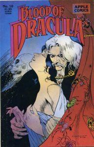 Blood of Dracula #10 (1989)
