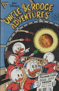 Walt Disney's Uncle Scrooge Adventures #13 (1989)