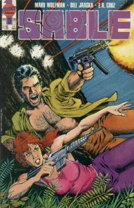Sable #13 (1989)